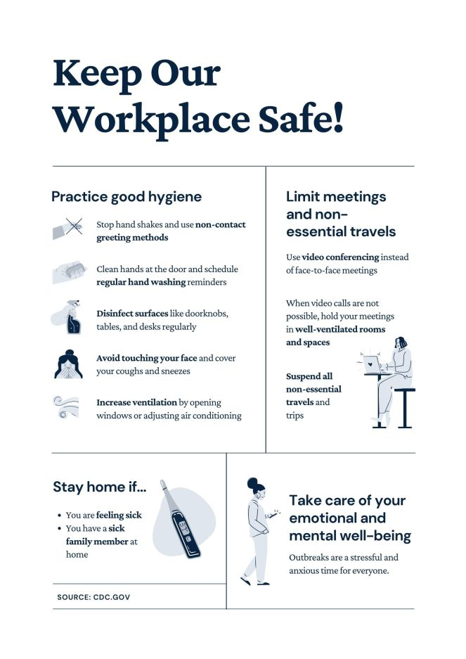 work place Poster